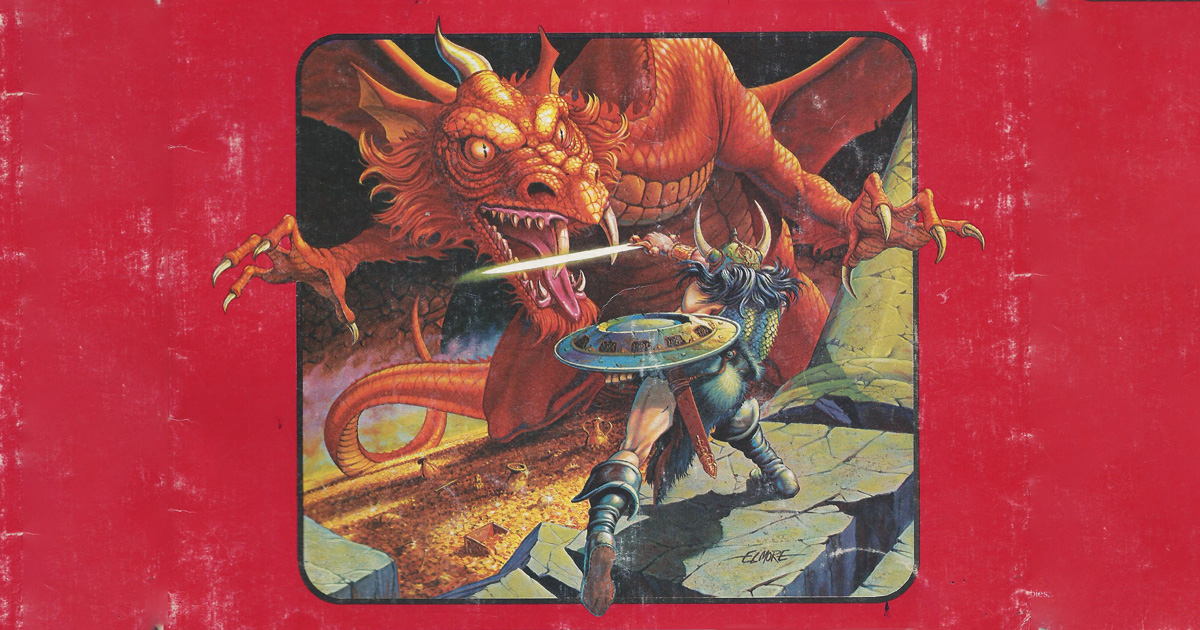 D&D 5th Ed