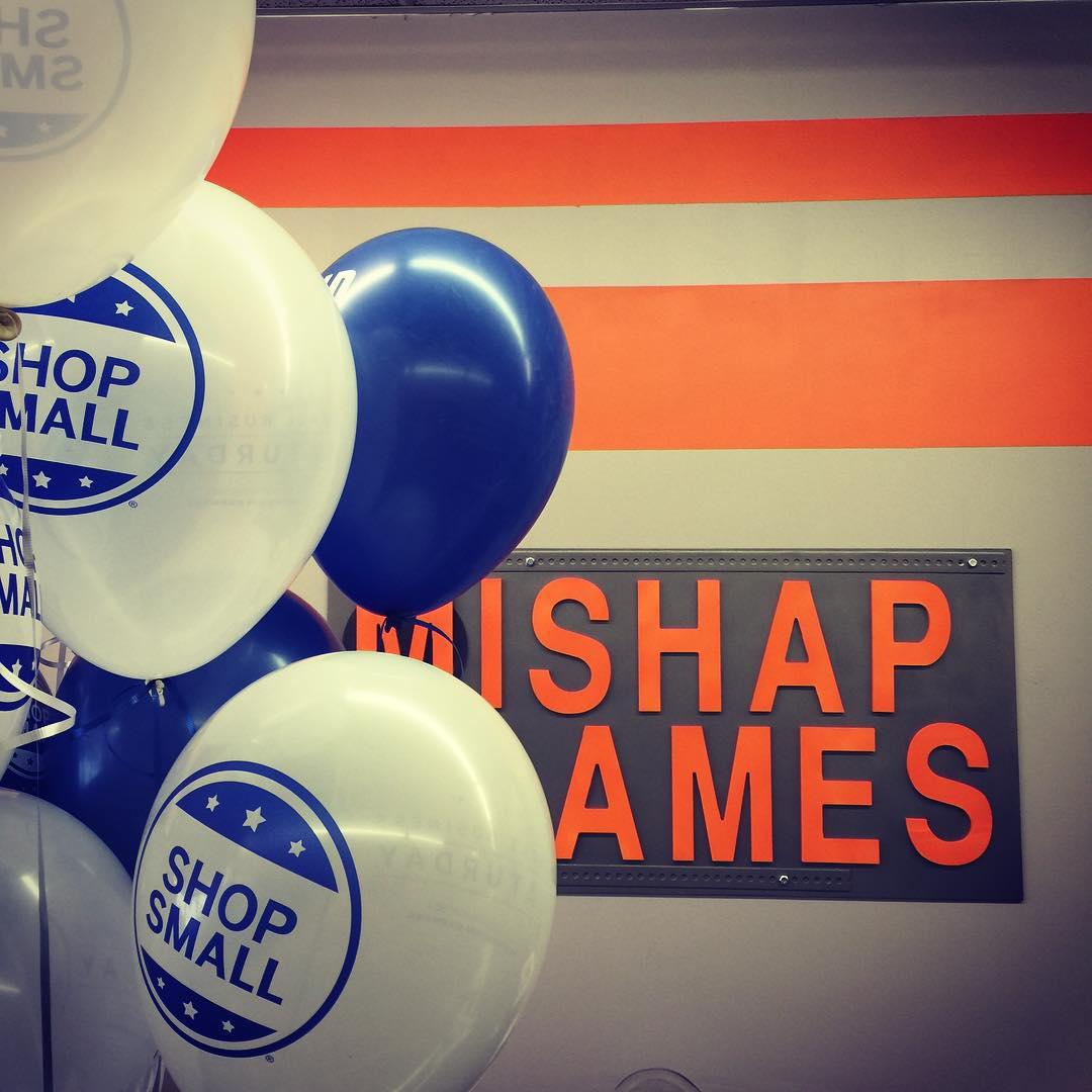 Mishap Games