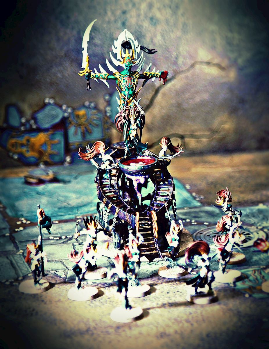 Mishap Games - Malign Portents Hobby Painting Competition